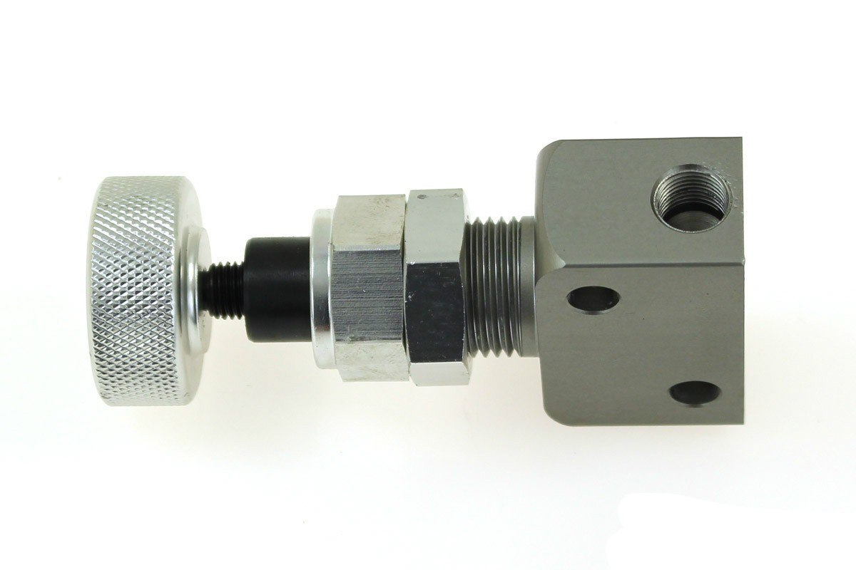 Korektor siły hamowania TurboWorks V05 Silver - GRUBYGARAGE - Sklep Tuningowy